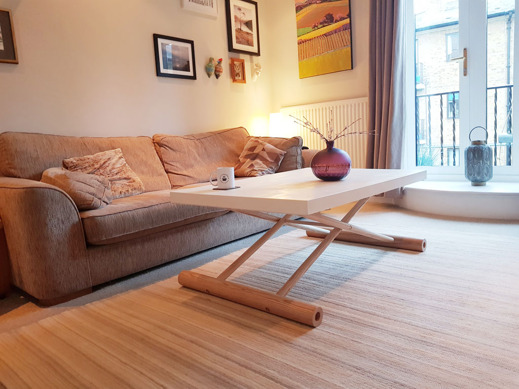 Coffee Table That Transforms Into A Dining Table
